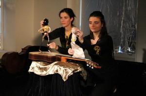 Kay et Gerda La Reine des Neiges