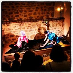 Au Pays de P'tit Moulin Festival Contes en Cotentin
